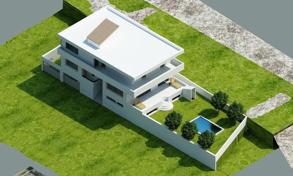 პროექტი: სახლის პროექტი