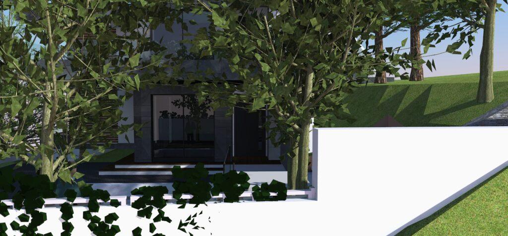 სახლი აბაშელის ქუჩაზე
